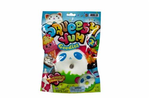 JA-RU Squeesh Yum Goodies Series 2 Toy Perspective: back