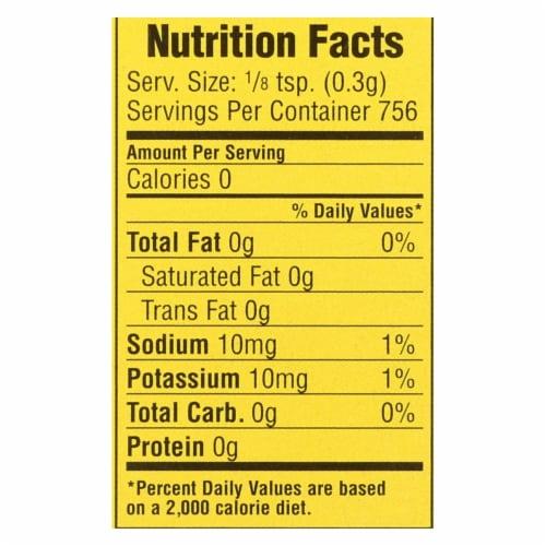 Modern Products Spike Gourmet Natural Seasoning - Vegit - Box - 8 oz Perspective: back