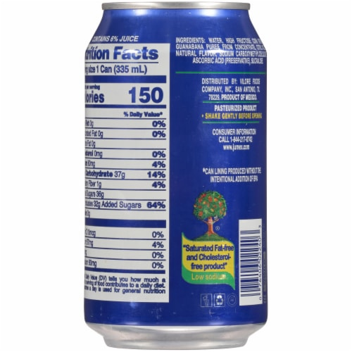 Jumex Guanabana Nectar Juice Perspective: back