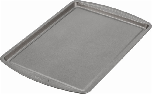 GoodCook® Small Nonstick Cookie Sheet - Silver Perspective: back