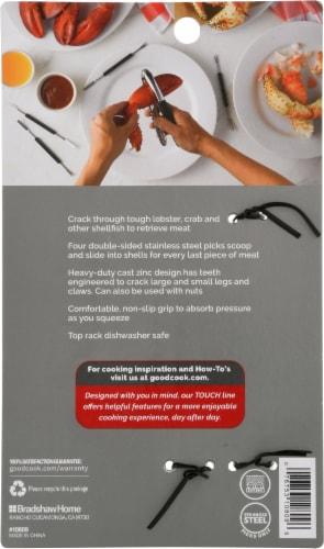 GoodCook® Seafood Cracker Set Perspective: back