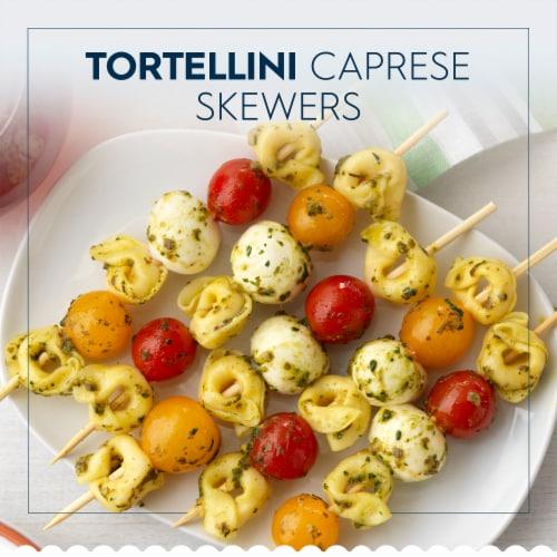 Barilla CollezioneThree Cheese Tortellini Pasta Perspective: back