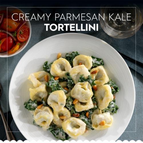 Barilla Collezione Cheese & Spinach Tortellini Pasta Perspective: back