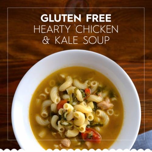 Barilla® Gluten Free Elbows Corn & Rice Pasta Perspective: back