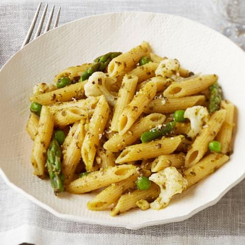 Barilla® Classic Genovese Pesto Sauce Perspective: back