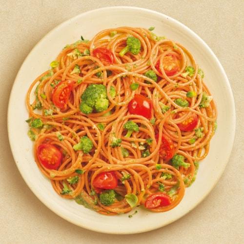 Barilla Red Lentil Spaghetti Perspective: back