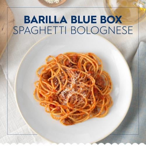 Barilla Spaghetti Perspective: back