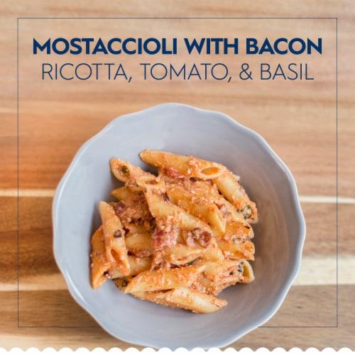Barilla® Mostaccioli Pasta Perspective: back