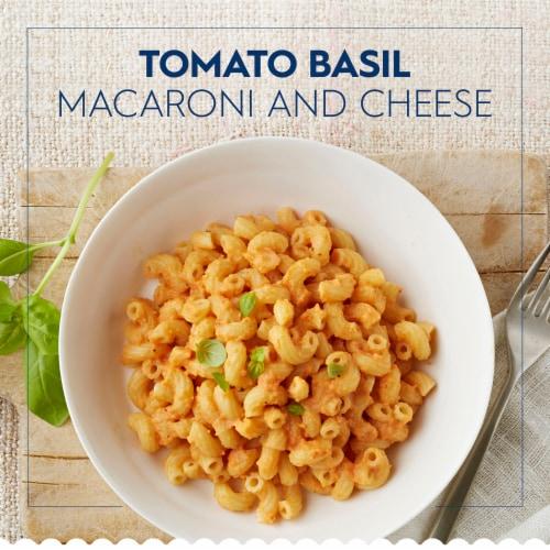 Barilla Elbows Pasta Perspective: back