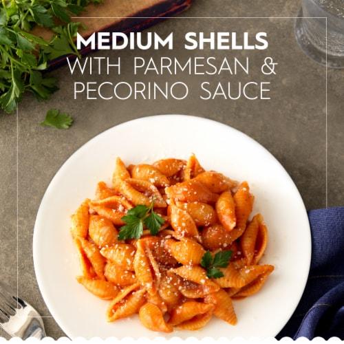 Barilla Medium Pasta Shells Perspective: back