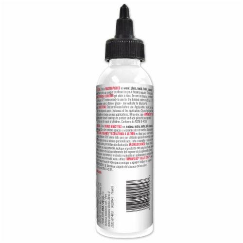 Unicorn SPiT White Ning Gel Stain & Glaze - White Perspective: back