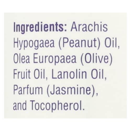 Heritage Store Aura Glow Body Oil - Jasmine - 8 oz Perspective: back