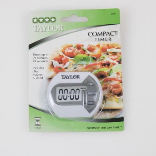 Taylor Multi Purpose Timer Perspective: back