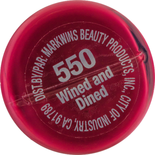 Wet n Wild Megaslicks Wined And Dined Lip Gloss Perspective: back