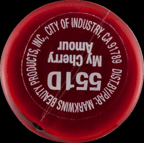 Wet n Wild Megaslicks My Cherry Amour Lip Gloss Perspective: back