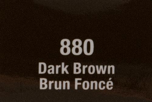 Wet n Wild H20 Proof Dark Brown Liquid Eyeliner Perspective: back