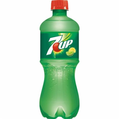 7UP® Lemon-Lime Soda Perspective: back