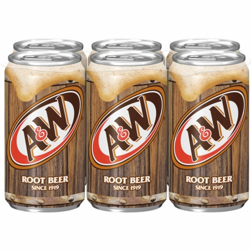 A&W Root Beer Perspective: back