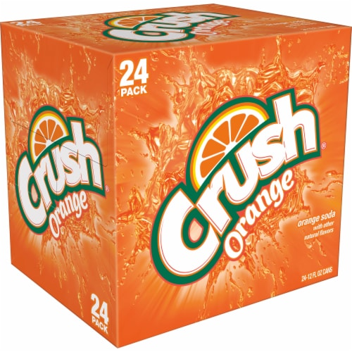 Orange Crush Soda Perspective: back