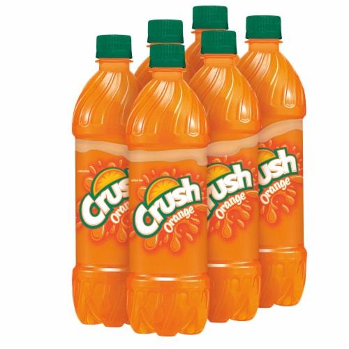 Crush Orange Soda Perspective: back