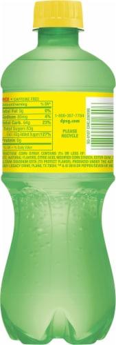 Squirt Citrus Soda Perspective: back