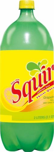 Squirt Grapefruit Soda Perspective: back