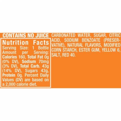Crush Orange Mexican Soda Perspective: back