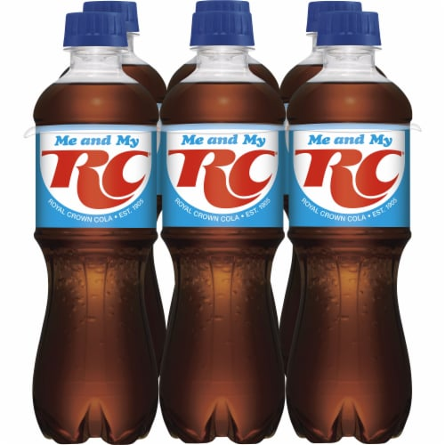 RC Cola Perspective: back