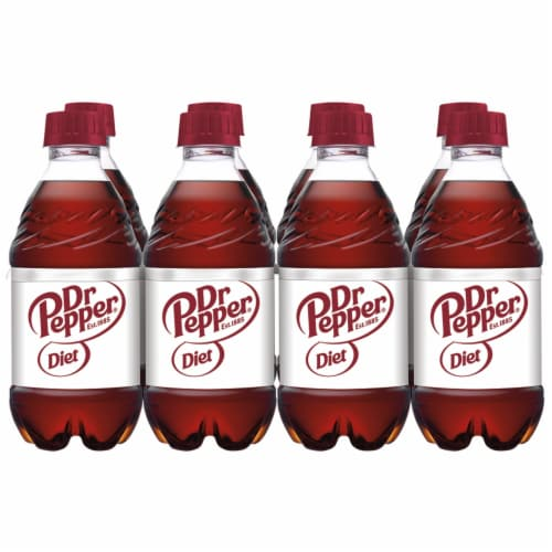 Dr Pepper Diet Perspective: back