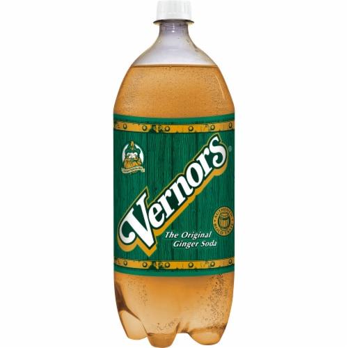 Vernors Ginger Soda Perspective: back