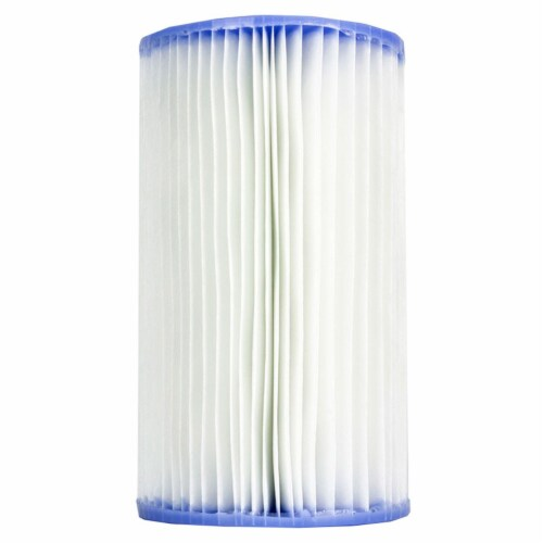 Intex Easy Set Swimming Pool Type A or C Filter Replacement Cartridges Pack Perspective: back