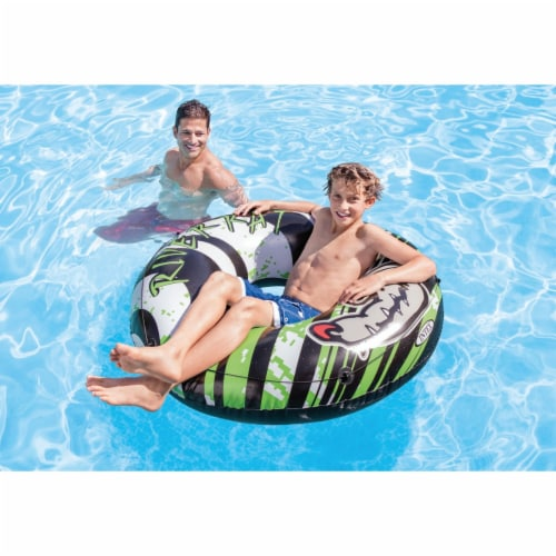 Intex River Rat Inflatable Tube Perspective: back