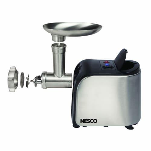 Nesco FG-180 500-Watt Motor Food Grinder Perspective: back