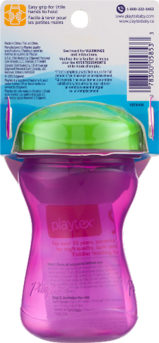 Playtex Anytime Spout Cup Perspective: back