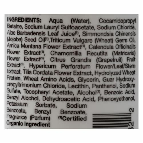 Jason Natural Products Kids Only Extra Gentle Tear Free Shampoo Perspective: back