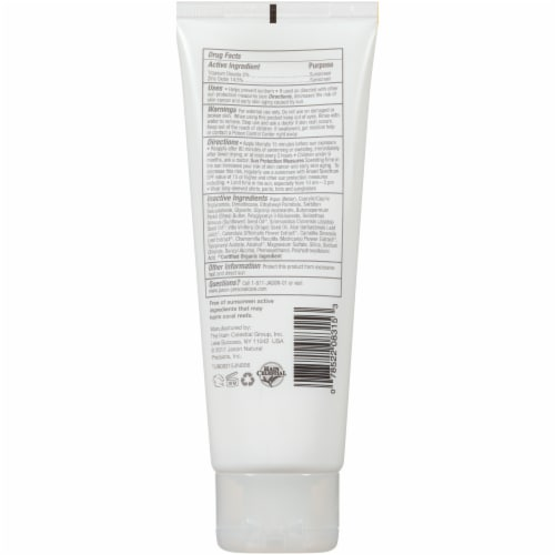 Jason® Natural Products Mineral Sunscreen SPF 30 Perspective: back