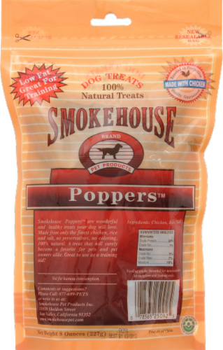 Smokehouse Poppers Perspective: back
