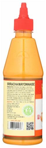 Lee Kum Kee Sriracha Mayo Sauce Perspective: back