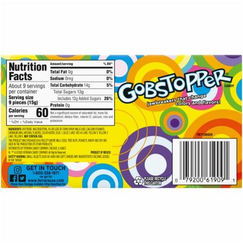 Gobstopper® Everlasting Candy Perspective: back