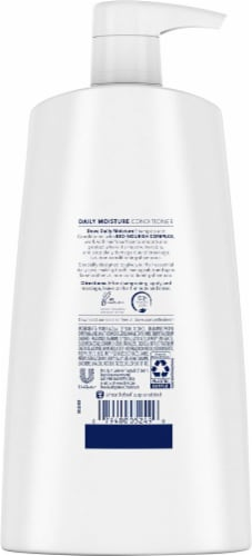 Dove Nutritive Solutions Daily Moisture Conditioner Perspective: back