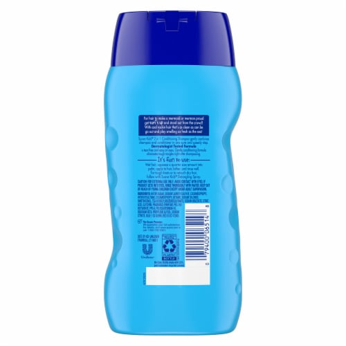 Suave Kids 2 in 1 Surf's Up Shampoo & Conditioner Perspective: back