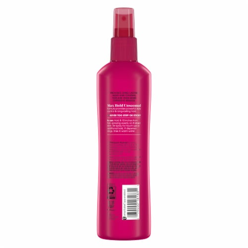 Suave® Max Hold Unscented Non Aerosol Hairspray Perspective: back