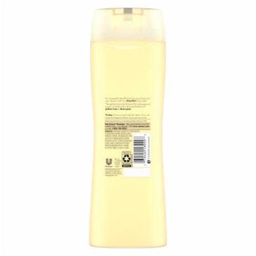 Suave Essentials Everlasting Sunshine Hydrating Body Wash Perspective: back
