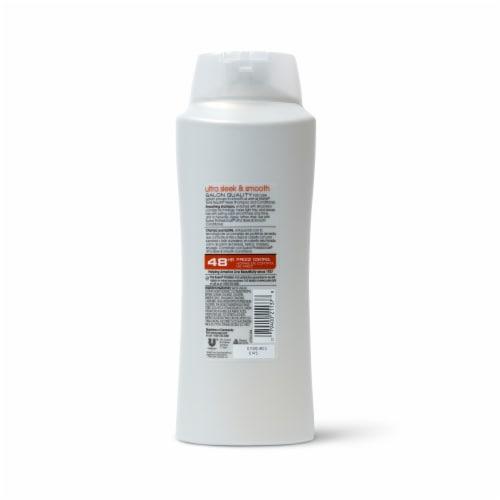 Suave® Ultra Sleek & Smooth Frizz Control Shampoo Perspective: back