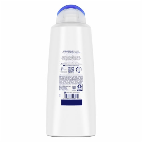 Dove Nutritive Solutions Intensive Repair Shampoo Perspective: back