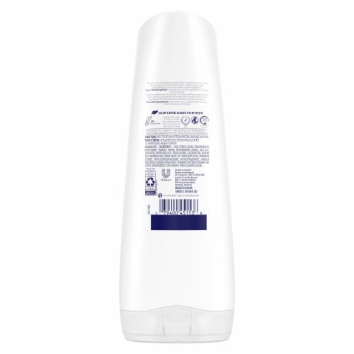 Dove Nourishing Secrets Thickening Ritual Conditioner Perspective: back