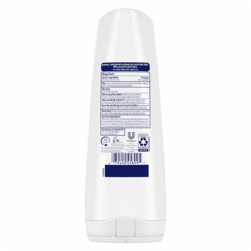 Dove Dermacare Coconut & Hydration Anti-Dandruff Conditioner Perspective: back