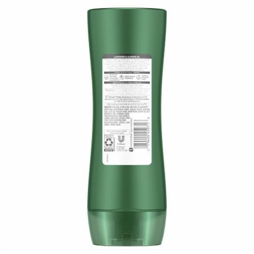 Suave® Lavender & Almond Oil Moisturizing Conditioner Perspective: back