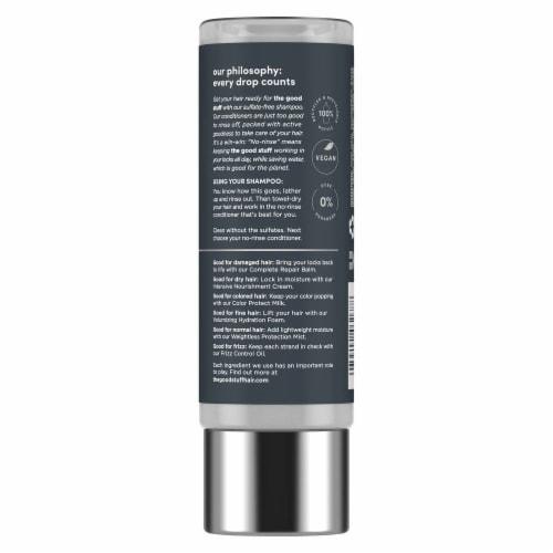 the good stuff Gentle Shampoo Perspective: back