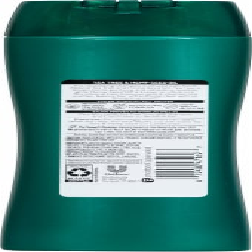 Suave® Essentials Paraben & Cruelty-Free Sea Salt & Eucalyptus Gentle Exfoliating Body Wash Perspective: back
